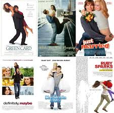 Romantic Movie Poster Turns Out There Are Only 5 Types Of Romantic Comedy Movie