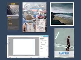 Online Brochure Maker Printable Template Design Create Your Own Brochure Templates Free