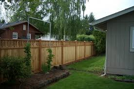 backyard fence pictures and ideas within back yard fences decorations 17