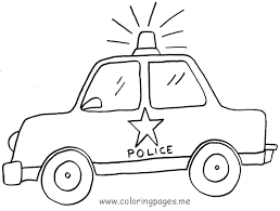 Uchsecll Kids Craft Ideas Kids Police Cars Coloring Pages