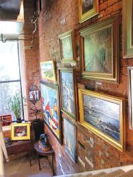 Decorating red door spa mystic ct : A Shared Passion: Courtyard Gallery - Mystic's Hidden Treasure - Ink ...