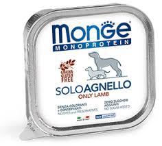 <b>Monge Dog</b> Monoprotein Solo <b>консервы</b> для собак паштет из ...