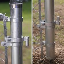 attach gate hinges to the posts