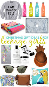 25 Best Gifts For Teenage Girls 2017Christmas Gifts For Teenage Girl