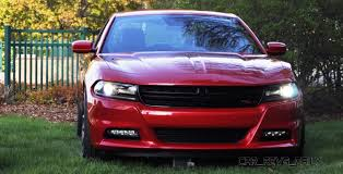 2015 Dodge Charger R/T With Painted Front Bumper Is Less ...