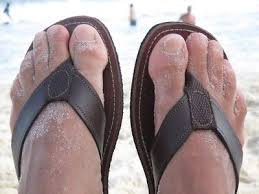 New! Santo <b>Sandals</b>, <b>Men's</b> Nico <b>Leather Flip Flops</b>, <b>Cow Leather</b> ...