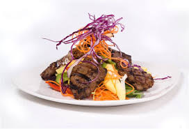 Bowl fine asian cuisine