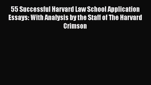 pdf successful harvard law school application essays 00 08