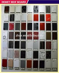 Kitchen Cabinet Door Suppliers Foshan Manufacturer High Gloss Laminate Sheet For Kitchen Cabinet