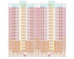 Скачать бесплатно дипломный проект ПГС Диплом № ти  Диплом №2108 16 ти этажный двухсекционный жилой дом в г Рязани