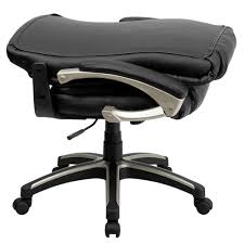 Black leather office chair White Addthis Sharing Buttons School Outlet Flash Furniture Flabt9875hgg High Back Folding Black Leather