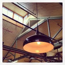 we love the memphis gloss black warehouse light from mercator