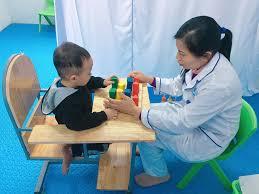 Khu can thiệp, điều trị tự kỷ và chậm phát triển trẻ em tại Bệnh viện Sản  Nhi Bắc Giang - Nơi thắp lên hy vọng cho những trẻ em tự kỷ -