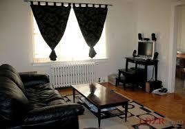 Living Room Designs Black Sofa Photo   15
