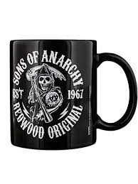 Sons Of Anarchy Redwood Original Ceramic Mug Vdgsb Ervbhyjm
