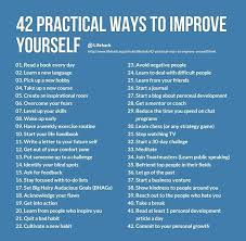 Quotes To Improve Yourself Best of 24 Practical Ways To Improve Yourself Pictures Photos And Images