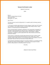 Certificate Letter Template 1 Elrey De Bodas