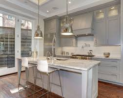 Kitchens With Grey Cabinets Adorable The Psychology Of Why Gray Kitchen Cabinets Are So Popular Home