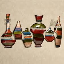 southwest vessels wall art multi earth touch to zoom