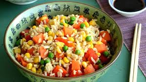 dr mcdougall s healthy fried rice recipe
