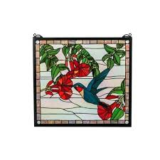 hummingbird stained glass stained glass hummingbird lamp shade hummingbird stained glass