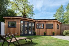 home office in the garden. So When It Comes To Separating Work And Home Life, Why Not Escape The  Garden By Installing A Bespoke Office? Not Only Will Working From In Office