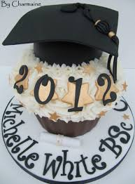 Graduation Cupcake Cake Designs Cap Liners Giant 2018 Toppers 2019