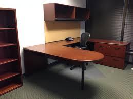 used home office desks.  Office 99 U Shaped Home Office Desk  Used Furniture Check More At  Http Inside Desks