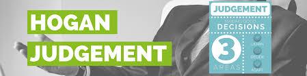 Good Judgement Examples Hogan Judgement Business Psychology Assessment Pcl