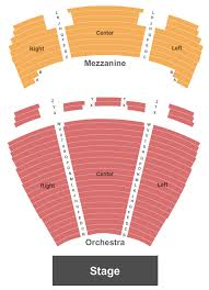 Smith Center Seating Chart Vegas Reasonable Humphreys Concerts By The Bay Detailed Seating