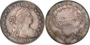 1804 1 Restrike Class Iii Proof Draped Bust Dollar