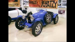 Handmade bugatti model type 51 in wood. Bugatti Type 51 Jay Leno S Garage Youtube