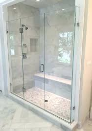 cleaning shower doors with vinegar clean shower doors with baking soda