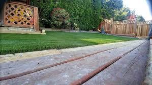 artificial grass installation. Residential Installation Artificial Grass