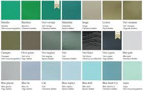 Different Shades Of Green Chart Hermes Color Chart Heychenny