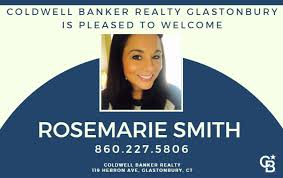 Glastonbury, CT Coldwell Banker Residential Brokerage - WELCOME ROSEMARIE!  We are pleased to announce that Rosemarie Smith has joined Coldwell Banker  Realty in Glastonbury! | Facebook