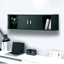 office wall cabinet. Wall Shelf Cabinet Amazon Office Home Cabinets Desk Storage Solutions 3 U