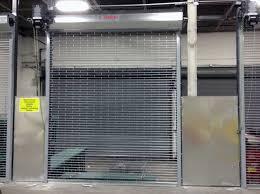 commercial security door. Commercial Security Door