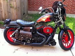 custom painted harley fairing with flames in flat black finish zimesignz com everything 2 wheel helmets and wheels