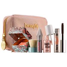 benefit cosmetics sunday my prince will e easy weekender makeup kit at sephora