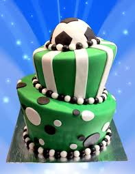 20 Inspired Image Of Football Birthday Cakes Countrydirectoryinfo
