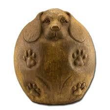 dog garden statue. Buddy The Dog Garden Statue - Outdoor Art Pros