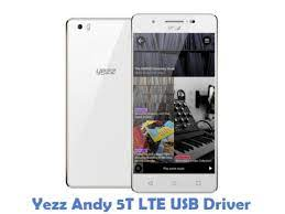 Download Yezz Andy 5T LTE USB Driver ...