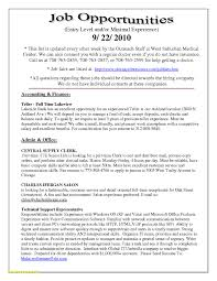 Beginner Resume No Experience Download Ideas Bank Teller Resume With
