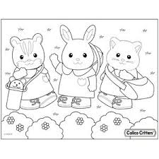 Cheap Calico Critters Coloring Pages Voucher Codestop