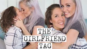 Lesbian couple test video