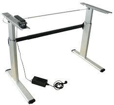 to enlarge adjule desk frame diy zenith electric sit stand leg frames