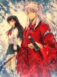 Image result for ‫انیمه InuYasha‬‎