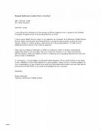 teacher letter of recommendation letter of recommendation inspirational letter of recommendation