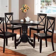 kitchen extraordinary pedestal table interesting pedestal dining table with cozy parsons chairs and cozy lo